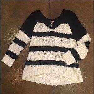 Free People Rugby Sweater